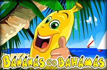 Азартный автомат Bananas go Bahamas