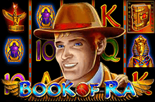 Игровой аппарат Book of Ra HD