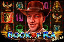 Игровой автомат онлайн Book of Ra Deluxe