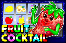 Игровой автомат онлайн Fruit Cocktail