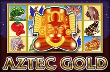Игровой автомат Пирамида, Aztec Gold