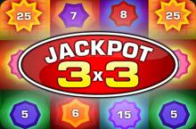 Slot Jackpot 3x3 игровой автомат