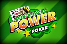 Видео покер Aces and Faces