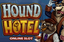 Hound Hotel игровой аппарат
