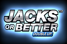 Jacks Or Better Double Up видео покер